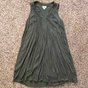 Old Navy Dress-Olive